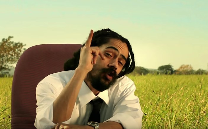 "Damian ""Jr. Gong"" Marley – Set Up Shop"