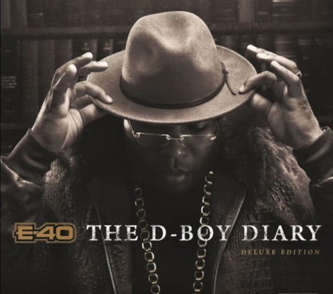 E-40 'Somebody' Feat Ricco Barrino